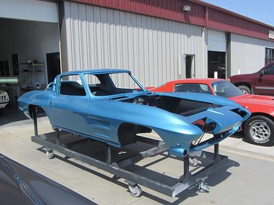 Pro Touring 1964 Corvette