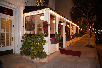 Al Bacio Restaurant West Hollywood