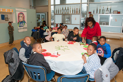 SFDS - Lunch with Santa 2016
