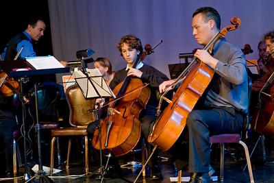 San Francisco Chamber Orchestra at Julia Morgan