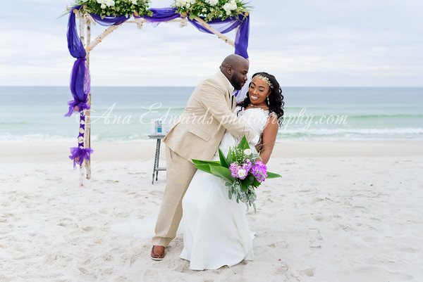 Mr. and Mrs. Hayes. The Opulent Pearl     Panama City Beach
