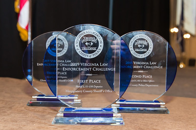 2019 Virginia Law Enforcement Challenge Awards