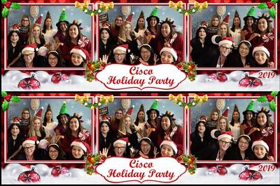 Cisco Holiday Party 2019
