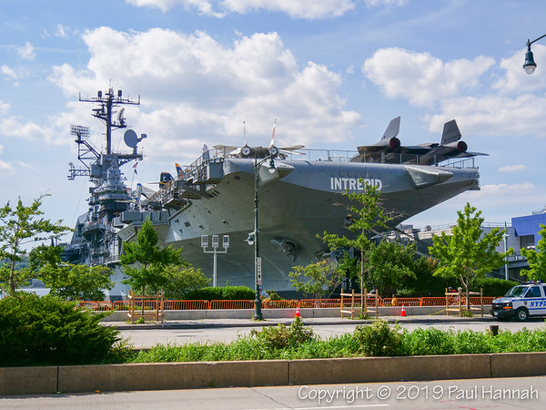 USS Intrepid (CV-11) – NYC - 2019