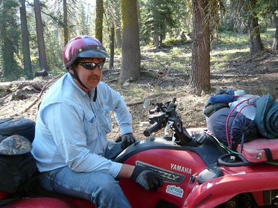 Riding with RedGrizz 2008