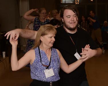 Dancing at FDC15