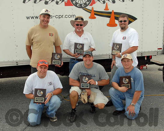 SCCA-CPR - Autocross,   Sunday,  September 14,2008