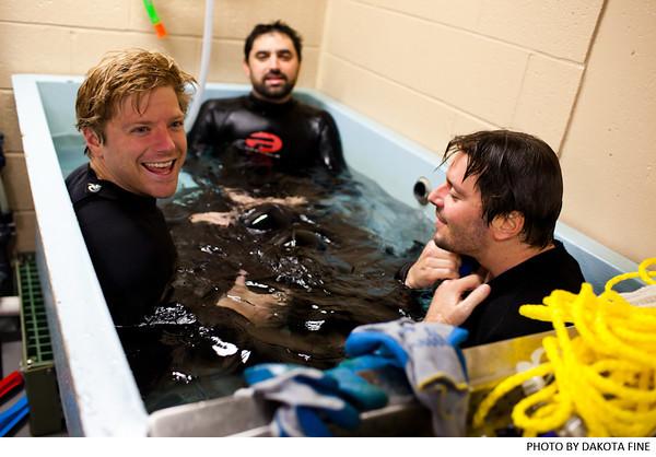 Baltimore Aquarium w/ Brian Weitz