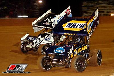 Lernerville Speedway - WoO Sprints - 9/28/19 - Tommy Hein