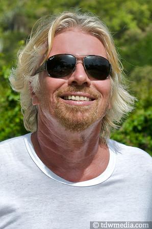 Richard Branson Necker Island Remastered