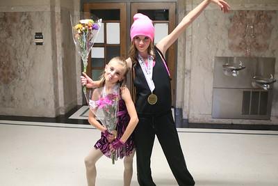 Dance Recital 5/14/2016