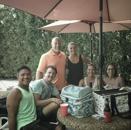 2016 Mark & Lee Visit