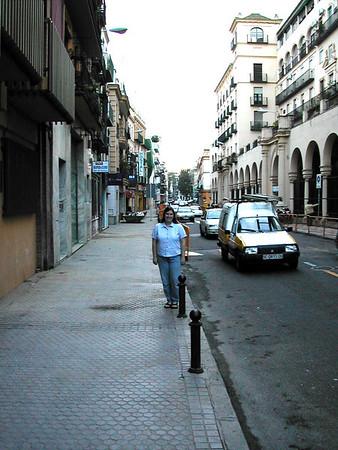 Honeymoon Day 4 - Sevilla and Ronda