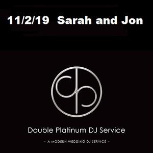 110219 Sarah and Jon
