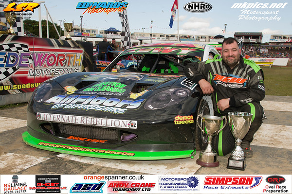 Nick Thomas Memorial Trophy - Martin Kingston