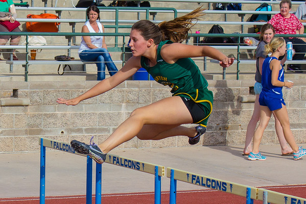 CDO Track at Catalina Foothills 4-9-2014