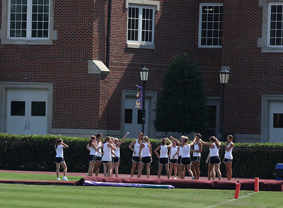 DMS Cheerleaders 8/31/10