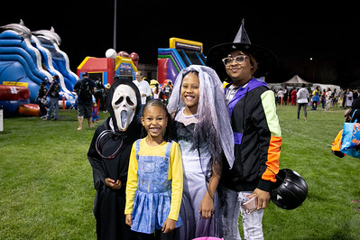 Halloween Carnival - October 31, 2018