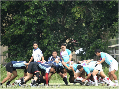 2010年傑克丹尼盃台灣橄欖球聯賽(2010 Jack Daniel's Cup Taiwan Rugby Tournament)