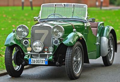 1934 Singer 9HP 'Le Mans' ZA007XY