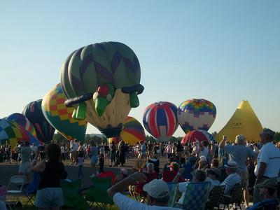 2008 Dansville Balloon Fest
