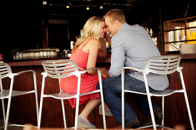 Justin and Robyn's Engagement Portraits