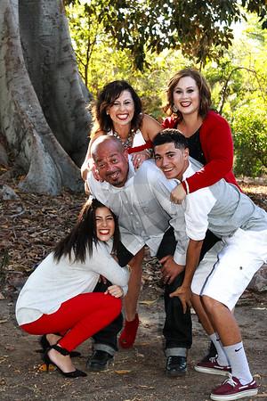 Burton/Hoover 2014 Family Photos