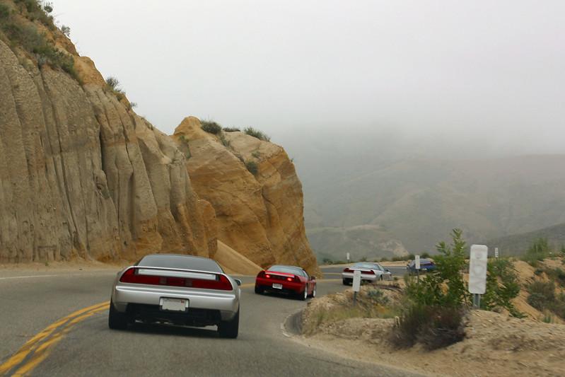 2003 06/08: NSX Prime Canyon Drive 3