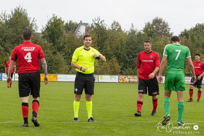 2019-10-05 VV Yerseke 4 - Luctor Heinkenszand 6 [comp, 4-4]