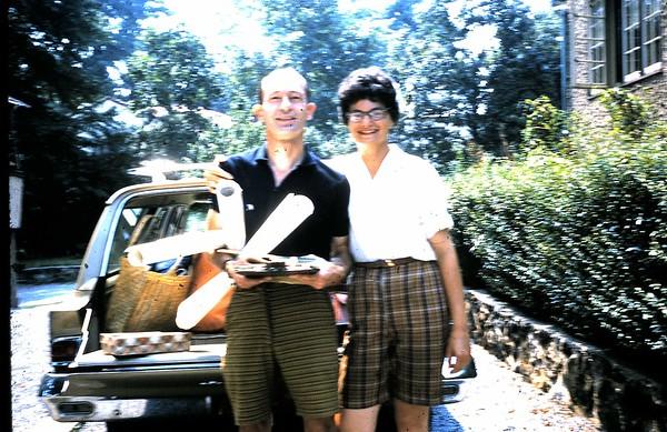 Daniel Bloom and Sylvia Macy