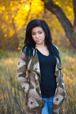 Giselle White - HS Senior