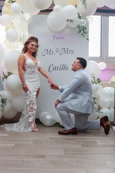The Future Mr. & Mrs. Casillo