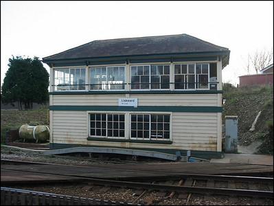 Rail Scene - 2004