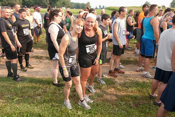 Running Dirty, Frederick, MD 8/9/2014