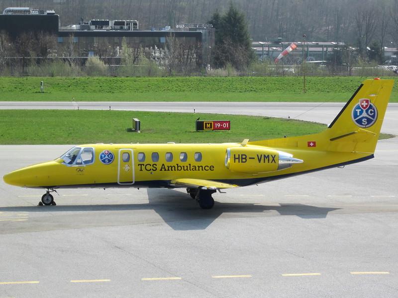 HB-VMX - C550 - 20.03.2015