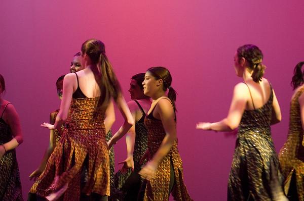 2008 Fall Dance Concert