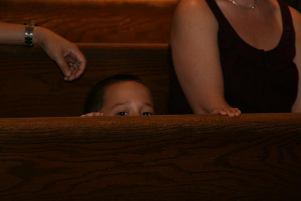 AJ's Baptism