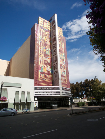 Oakland Paramount Theater