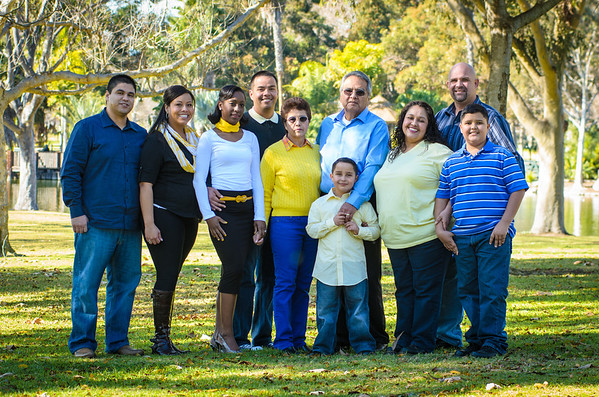 Flores Family