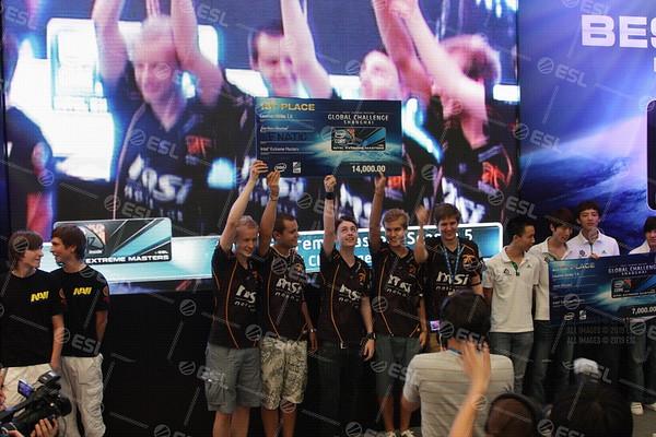 Intel Extreme Masters Global Challenge Shanghai 2010