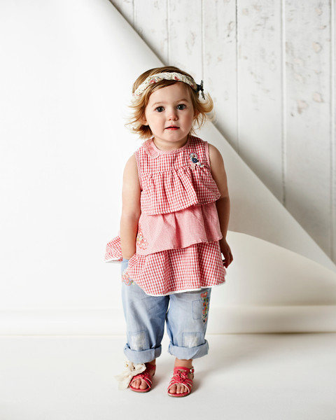 Check Frill Blouse £16.50 and Embroidered Jean £18.jpg