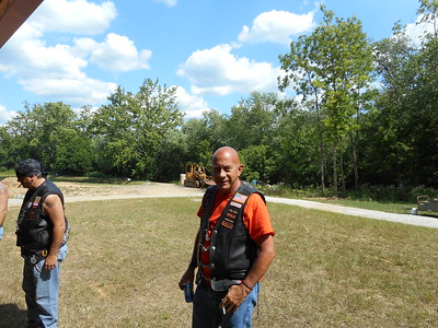 American Dawgs Nooners Ride, June 2015