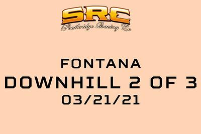 FONTANA DOWNHILL 03/21/2021 GALLERY 2 OF 3