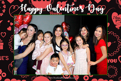 Valentine's Celebration 2/15/2020