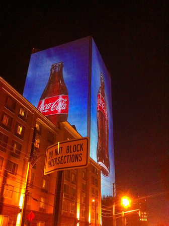 Coca-Cola's 125th Birthday