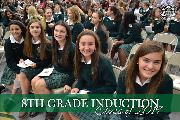 8th Grade Induction
