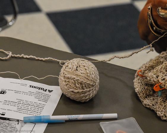 OASIS Knitting Club