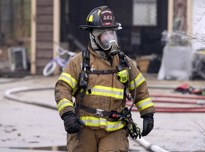 No injuries in Cary house fire