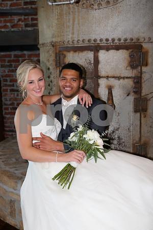 Abbie & Trey Millard Wedding