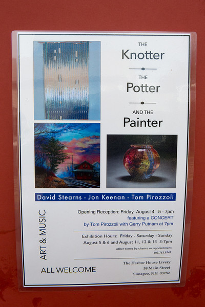 The Knotter, The Potter & The Painter